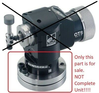 Renishaw OTS 3D touch-trigger tool setter base