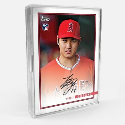 2018 TOPPS ON-DEMAND SET #13 ROOKIE YEAR IN REVIEW PICK Soto Ronald Acuña Ohtani