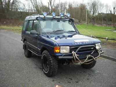 Off road 4x4 Galvanised Bushcables Bush Wires Limb Risers - Protect your screen