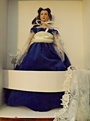 "PORTRAIT SCARLETT O'HARA VIVIEN LEIGH TONNER GONE WITH THE WIND 16"" Doll"