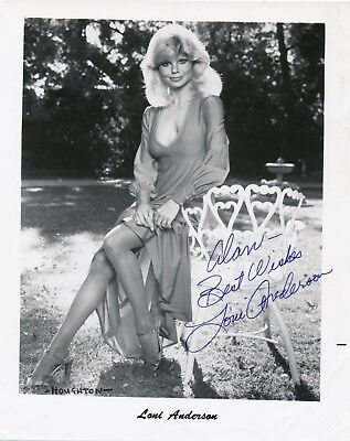 Would busty anderson actress agree with