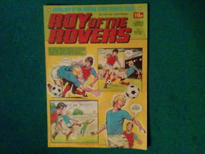 Roy Of The Rovers Comic Dated 25 June 1983