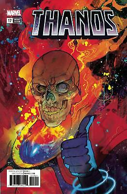 Thanos #17 Variant First Print Cosmic Ghost Rider Silver Surfer Sold Out!