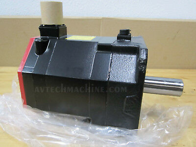 Fanuc Betta Servo Motor With Brake BiS 22/2000-B A06B-2085-B403