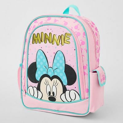 NEW Disney Minnie Mouse Insulated Backpack Kids