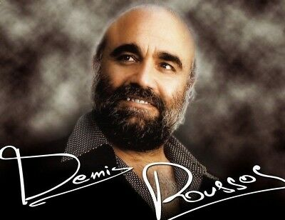 2CD Demis Roussos  Greatest Hits Collection [NEW] RARE 2CD