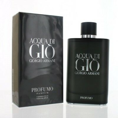 Acqua Di Gio Profumo 6.0 Oz Eau De Perfum Spray by Giorgio Armani NEW Box Men