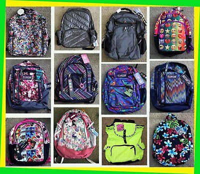 Backpack School College Jansport Trans Tokidoki Swiss Gear Oakley Lot Star Wars