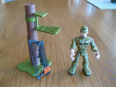 Michael Waddell's Bone Collector Now Hunter Action Figure Set