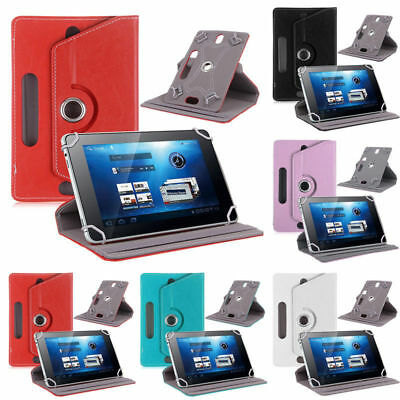 """360 Rotating PU Leather Smart Case Cover Stand For Apple iPad 7"""" 8"""" 9"""" 10"""" AU"""