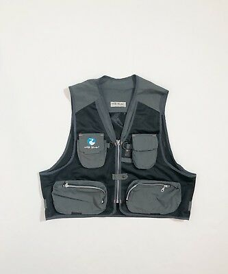 Wild River Outdoor Fly Fishing Boating Kayaking Photography Hunting Vest