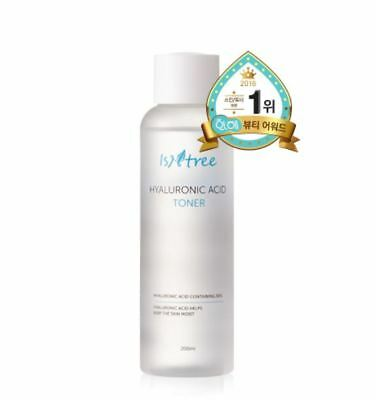 [ISNTREE] HYALURONIC ACID TONER 200ml