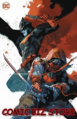 Red Hood Outlaw #29 (2018) 1St Printing Yasmine Putri Variant Cover Dc Universe