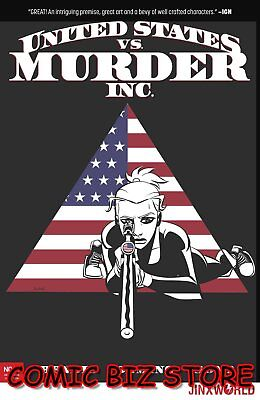United States Vs Murder Inc #4 (Of 6) (2018) 1St Printing Main Cover Dc Universe