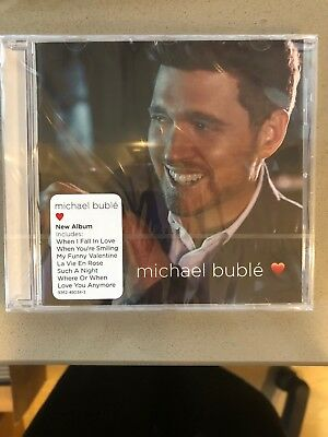 Michael Buble - love - Brand New CD