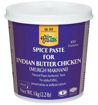 Asia@home Indian Butter Chicken Paste 1kg