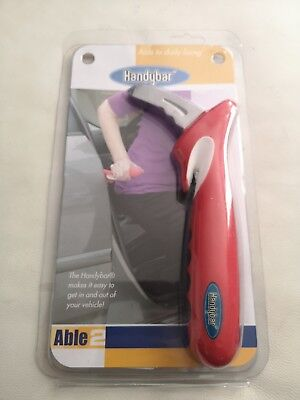 Able2 Handybar Support Transfer Aid for Getting In Out Car, aids to daily living