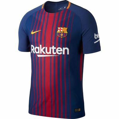 Barcelona Home Shirt 2018/19 Size S to 2XL Adult Sizes Messi (10)/Plain