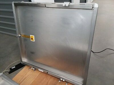 Wave Biotech Stainless Steel Holder 50L Only For BASE2050EH Bioreactor -Not Incl