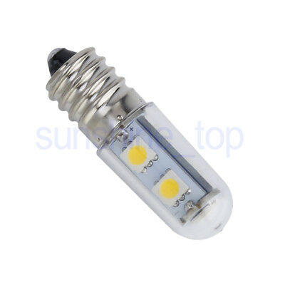 MIni E14 LED Lampe 1W 70lm warmweiss Birne Leuchtmittel 7-5050 SMD 220-240V