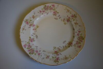 "Vintage, Syracuse China, Federal Shape, Stansbury, 10"" Dinner Plate (s), Floral"