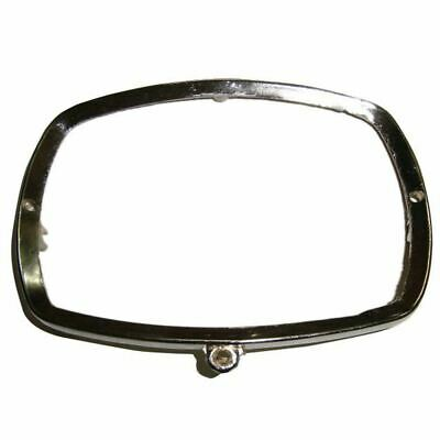 Lambretta Gp 125 150 200 Headlight Chrome Rim