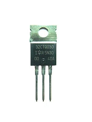 10pcs NEW IR 32CTQ030 30A 150c Dual Schottky Rectifier Diodes In TO-220 Package