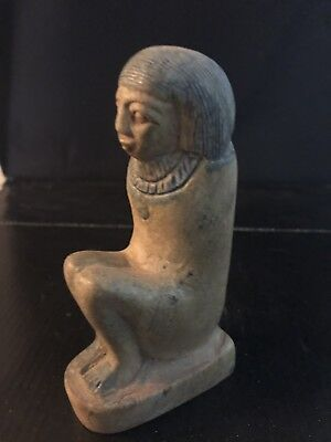 Rare Ancient Egyptian Priest Hor (23d Dynasty)