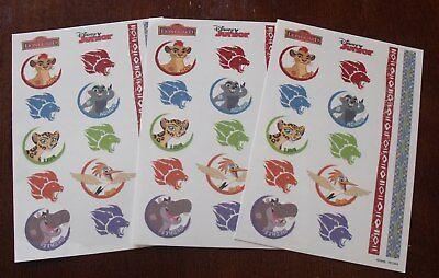 Disney's The Lion Guard Temporary Tattoos Set - Set of 3