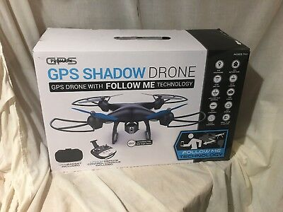 ProMark P70 GPS Shadow Drone GPS Drone with Follow Me Technology