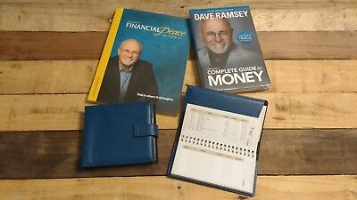 Dave Ramsey Financial Peace University Materials/Kit - BRAND NEW!