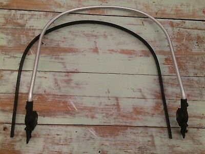 2009-2011 UPPAbaby Vista Canopy Clips & Wires - Used