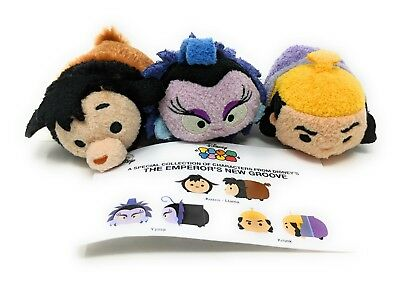 Emperors New Groove Tsum Tsum Subscription Box With Tags