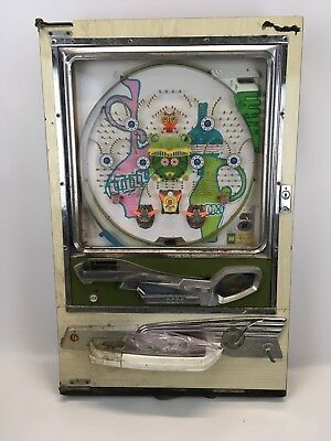Vintage Nishijin Sophia Frog Pachinko Pinball Machine Shiroi Kamome Parts Only