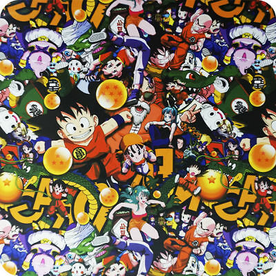 Hydrographic Film Hydrographics HYDRA WTP hydro dipping dragon ball HOT-121