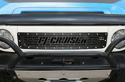Steel Aftermarket Grille for 2007-2014 Toyota FJ Cruiser Grill Black FJ CRUISER
