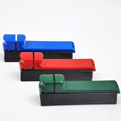 Cigarette Smoke Tube Injector Rolling Machine Maker Tobacco ABS Tool 3 Colors