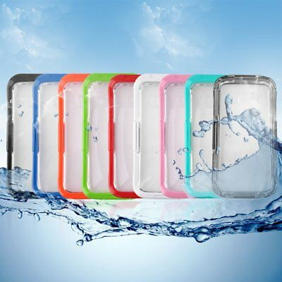 New Waterproof Heavy Duty Case Protect Cover For Samsung Galaxy S7 Edge HY
