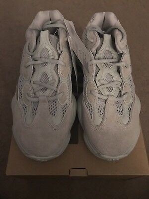 860c83c5e3c ADIDAS X KANYE West Yeezy 500 Salt UK Size 11.5 Brand New - £225.00 ...
