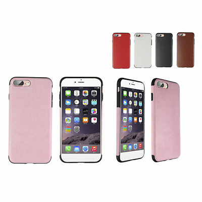 PU Imported Leather Fashionable Phone Protective Case Covers For IPhone 7 plusHY