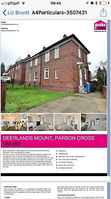 house for sale Sheffield S5 9 Qb