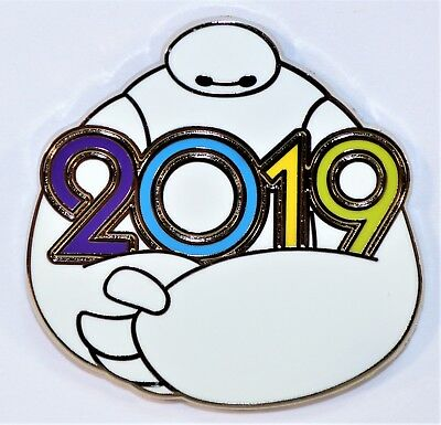 Disney Parks Exclusive 2019 Mystery Box Collection Big Hero 6 Baymax Pin NEW