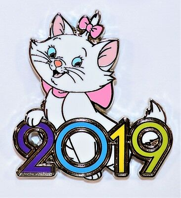 Disney Parks Exclusive 2019 Mystery Box Collection Aristocats Marie Pin NEW CUTE