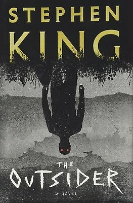 The Outsider A Novel by Stephen King Hardcover Horror Mystery NEW BEST SELLING