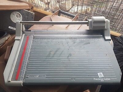 Avery Myers PRECISION CUTTER 380N Paper Photo Roller Guillotine