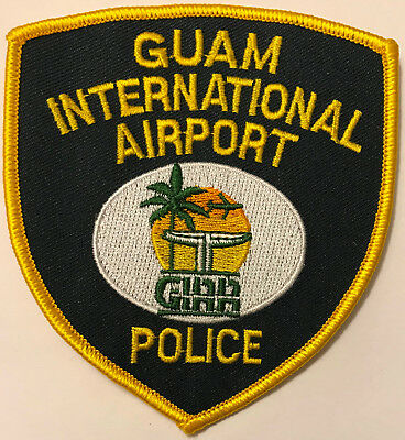 Guam Airport Police Patch
