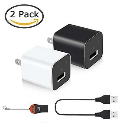 Click image to open expanded view Hidden Spy Camera 1080P HD USB Cube Surveillan