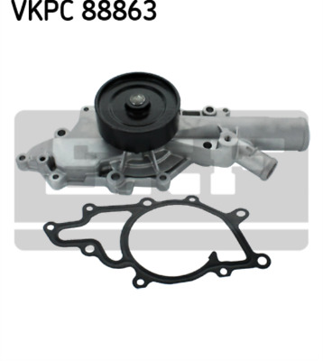 MERCEDES S320 W220 3.2D Water Pump 02 to 05 OM648.960 Coolant B/&B 6132000901 New