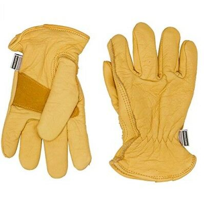 Ex Display Town & Country Womens Medium Superior Leather Lined Gardening Gloves