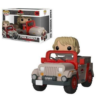 Funko Pop! Rides: Jurassic Park - Park Vehicle 39 26738 In stock